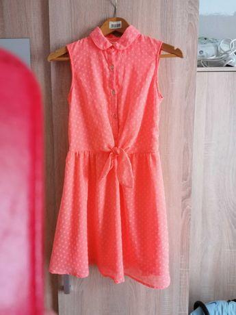 Sukienka i spódniczka roz 158