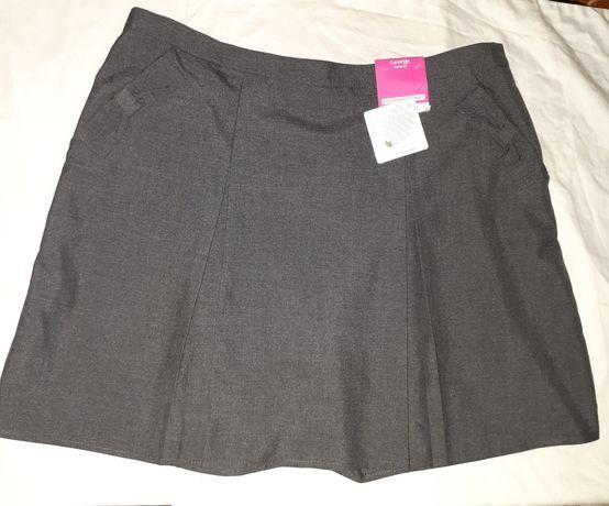 Школьные шорты - юбка George 12-13 лет