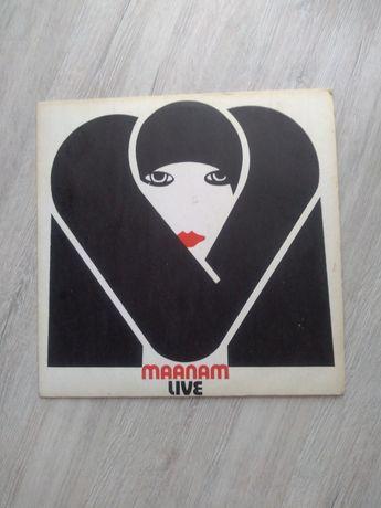 Maanam live. Winyl