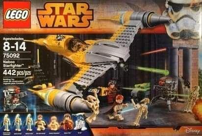 Lego Star Wars 8-14