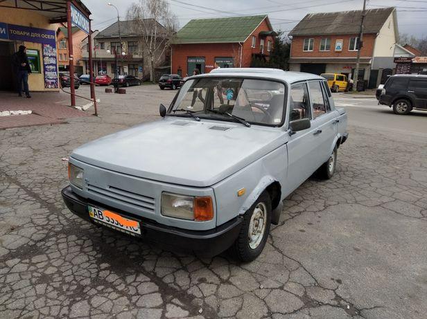 Автомобіль Вартбург