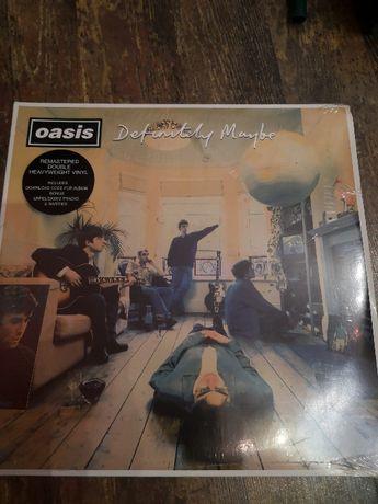 Oasis Definitely Maybe 2LP winyl