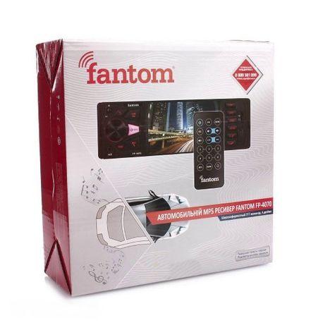 Автомагнитола Fantom FP-4070 Bluetooth