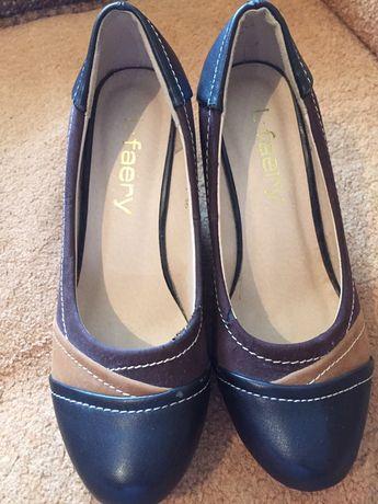 Туфли женские 36рр отдам даром