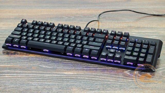 Игровая механическая клавиатура Vinga KBGM160