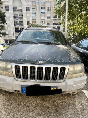 Vendo Jeep 2001