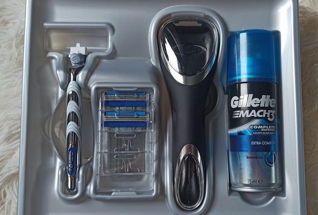Gillette męski zestaw