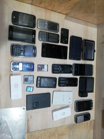 Smartphone mix