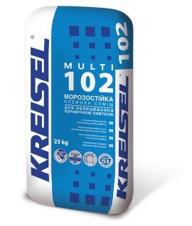 Клей для плитки Крайзель Kreisel 102, штукатурка Kreisel 501, стяжка