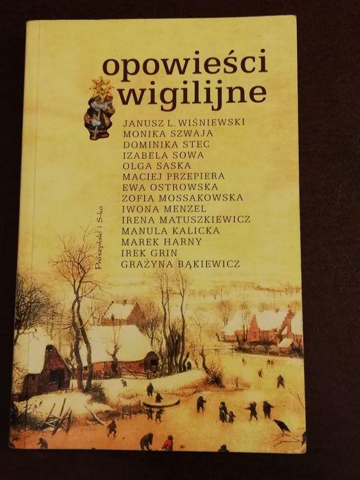 Książka pt. Opowieści wigilijne, różni autorzy Białystok - image 1