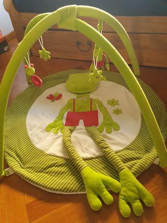 Tapete de actividades para bebé