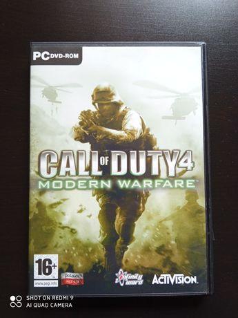 Gra komputerowa CALL OF DUTY Modern Warfare PC