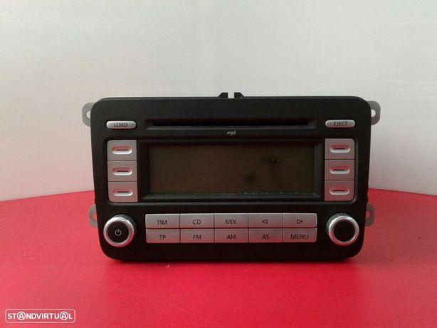 Auto-Rádio (Cd) Volkswagen Jetta Iii (1K2)