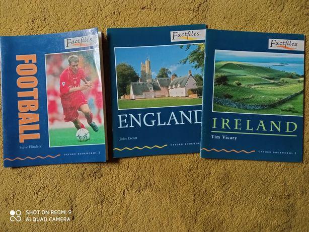 Książki do nauki języka angielskiego Oxford