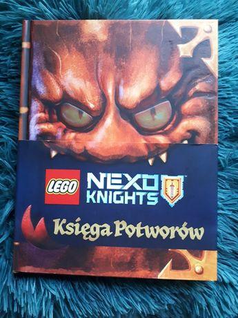 """""""Księga potworów"""" Lego Nexo Knights"""