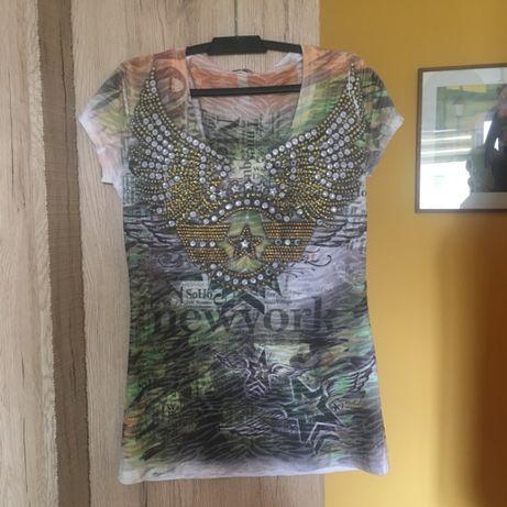 T shirt'y, bluzeczki rozmiar 36/38
