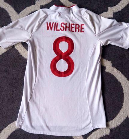 Koszulka Anglia England Umbro Jack Wilshere