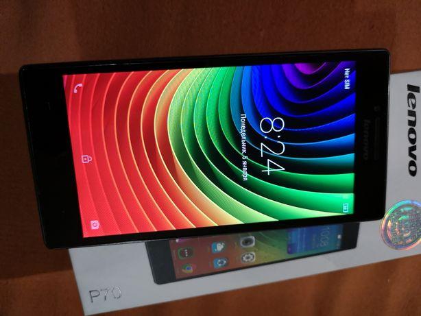 Мобильный телефон Lenovo P 70, не дорого и в хорошем состоянии.