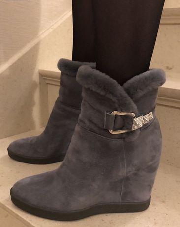 Ботинки Le Silla Италия оригинал