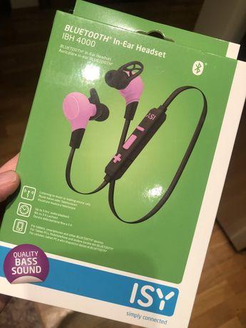 Słuchawki bezprzewodowe dokanałowe nowe