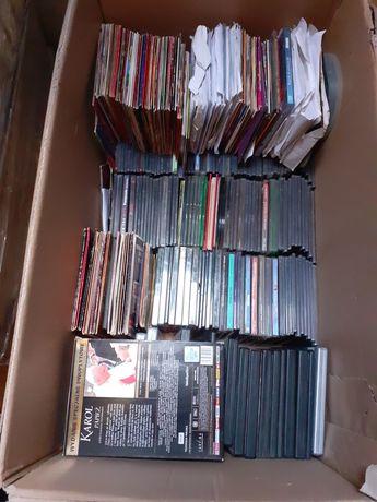 Płyty cd muza filmy bajki