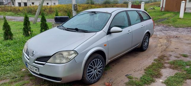 Nissan Primera 2001 р