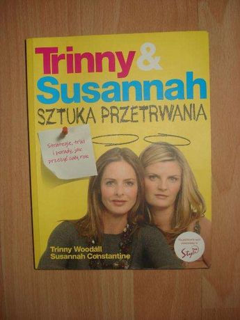 Sztuka przetrwania Trinny & Susannah za kawę