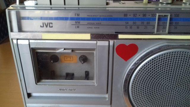 Magnetofon JVC