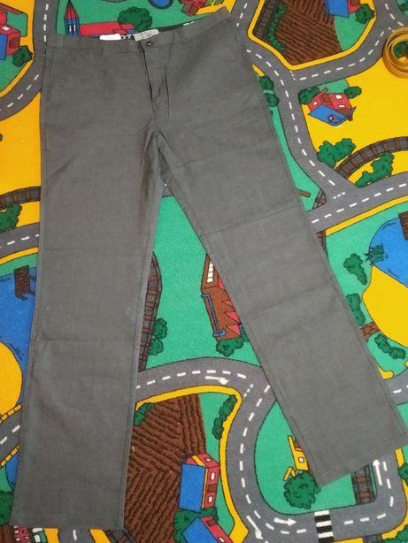 Штаны деловые брюки casual брендовые TOTTO 36 размер, XL