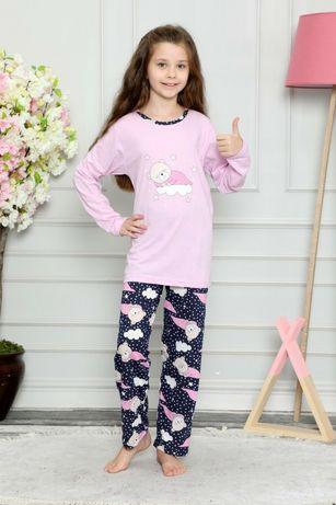 Sliczne piżamki dla dziewczynek r.122-152 cm