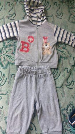 Спортивні штани для хлопчика 3_7 місяців