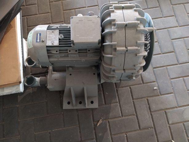 Wentylator bocznokanałowy - pompa powietrza
