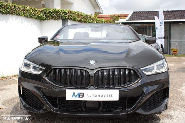 "BMW 840 M, xDrive, HUD, jantes 20"", laser"