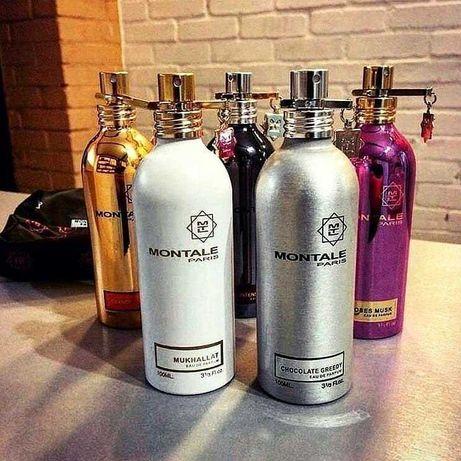 ДУХИ парфюм Montale Монталь 150 ml туалетная вода ассортимент ароматов