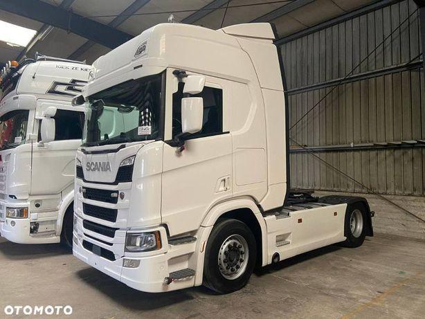 Scania R 500  R 500 Ngs Retarder