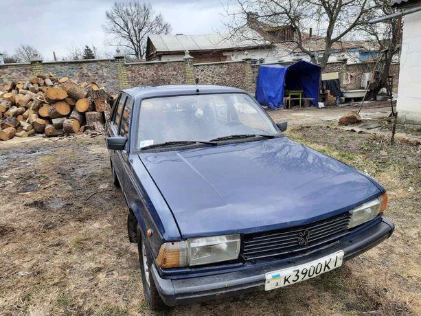 Peugeot 305 в оригинале
