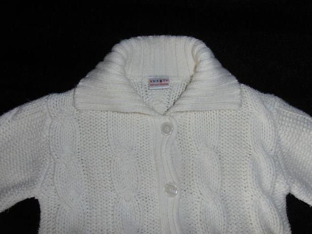 Ciepły sweter, NEXT, na 104, 3-4 lata