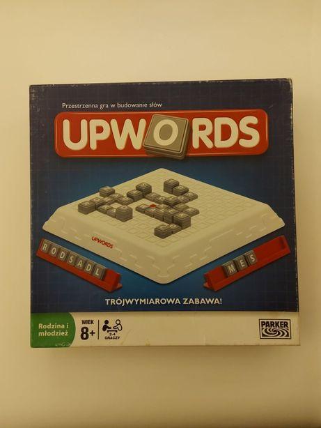 Gra Planszowa UPWORDS jak Scrabble