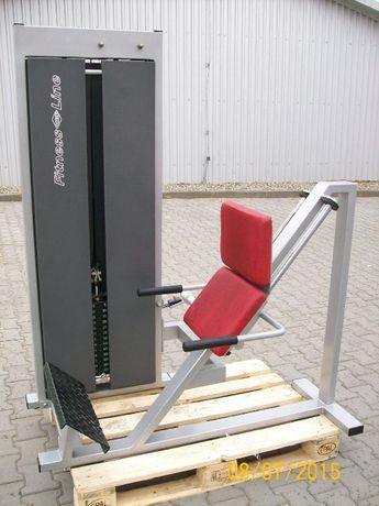 Maszyny na siłownie HBP biceps łydki plecy ławeczka stojak triceps