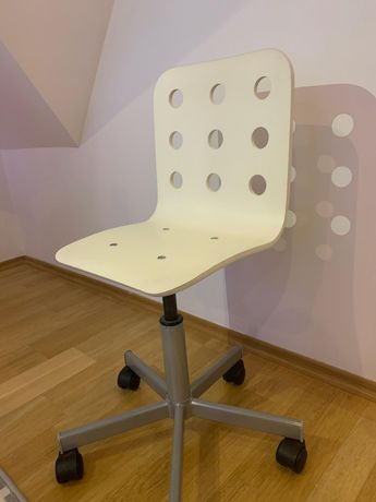 Krzesło obrotowe Jules IKEA jak nowe