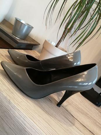 Szpilki OMBRE półbuty buty 38