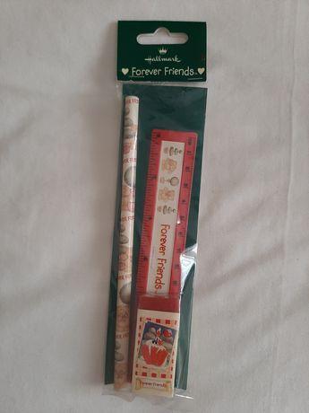 Pack Escolar (lápis +régua +borracha)