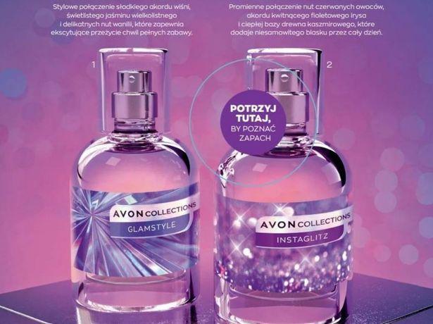 Avon collections Instaglitz Avon 50 ml Nowość kat.16/2020