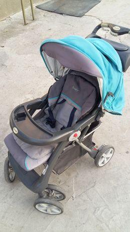 Детская коляска GEOBAY 2в1 мультифункционал