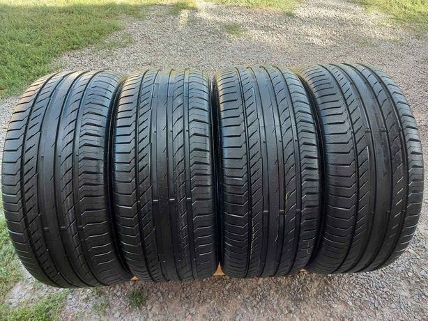 255 45 18 Continental ContiSportContact 5 255/45 R18 103H
