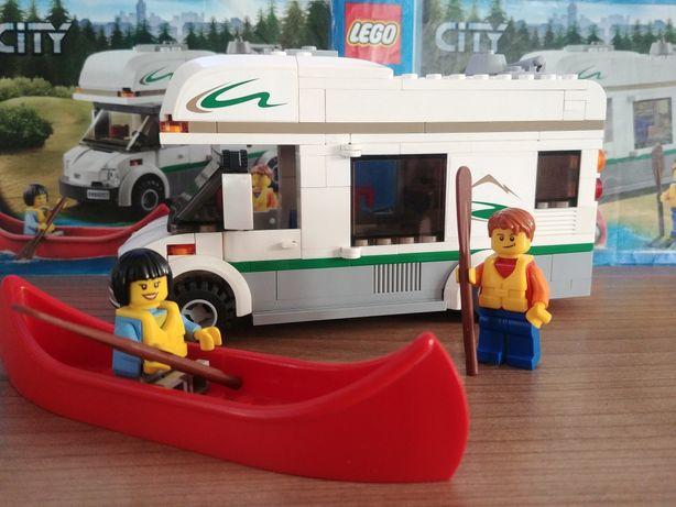 Lego City 60057 Kamper Wóz kempingowy