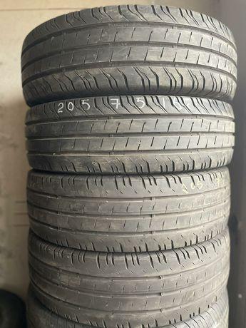Продам шини резину Continental  205 75 16c