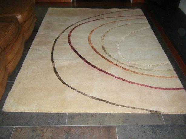 Carpete / Tapete com design contemporâneo 195 cm X 135 cm