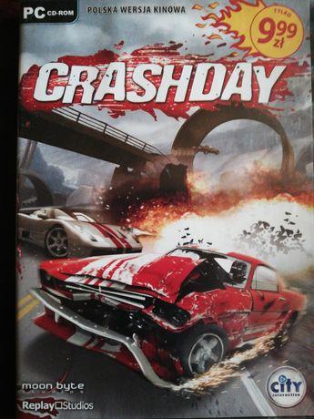 Crashday orginalna gra.