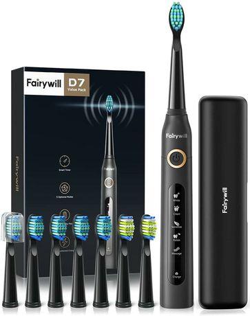 Электрическая зубная щётка Fairywill D7 model 507